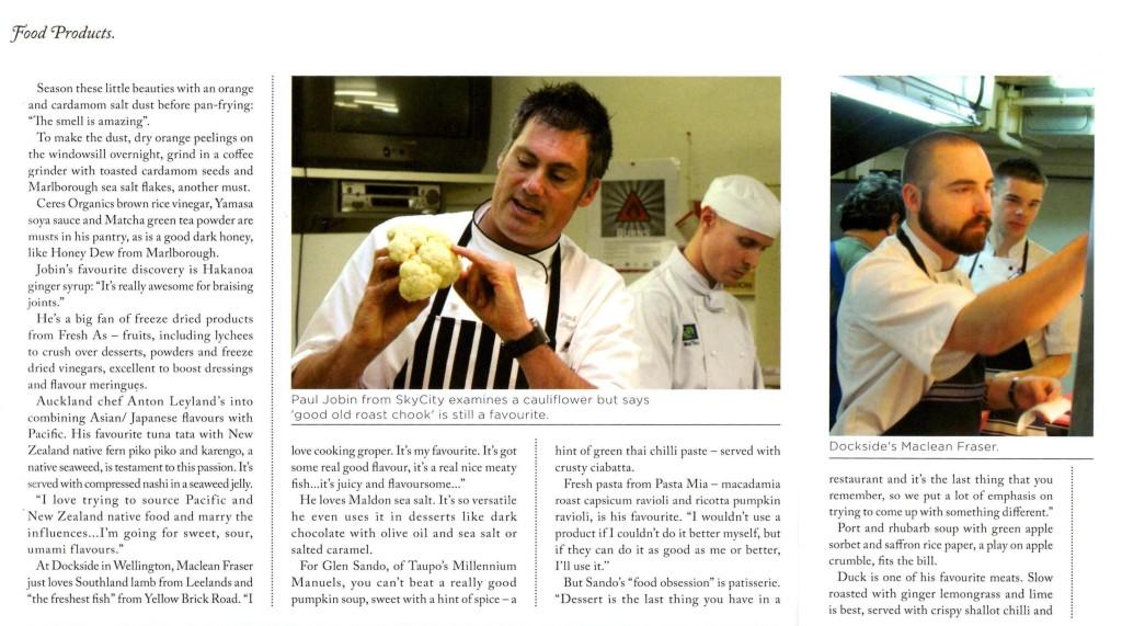 Hospitality Magazine June 2012