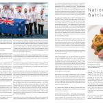 NZ chefs plate mag Singapore team 2018