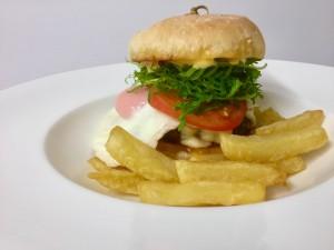 Burger Pic